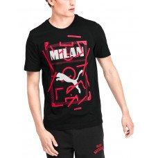 PUMA AC Milan Dna Tee Black