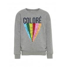 NAME IT Sequid Sweatshirt Grey