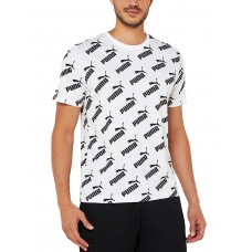 PUMA Amplified Aop Tee White