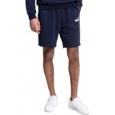 PUMA Essentials 10'' Men's Sweat Shorts Navy Blue
