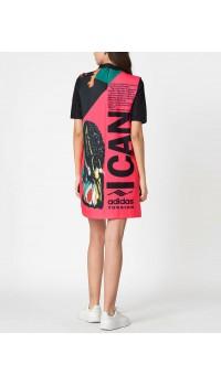 ADIDAS Collective Memories Dress Multicolour