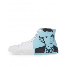 CALVIN KLEIN Andy Warhol Iconica Shoes White