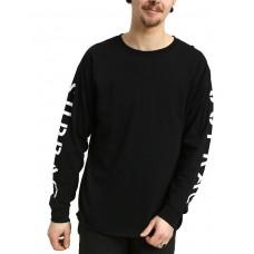 SUPRA All Caps Blouse Black