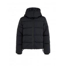 NAME IT High Neck Puffer Jacket Black