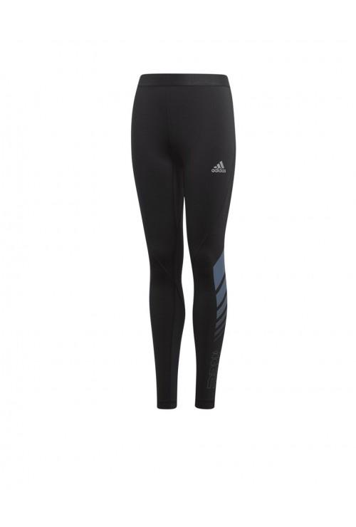 ADIDAS Alphaskin Sport Warm Long Tights Black