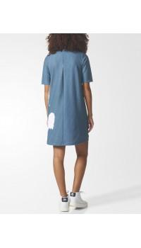 ADIDAS Collective Memories Dress Blue
