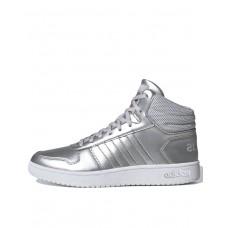 ADIDAS Hoops Mid 2.0 Sneakers Silver