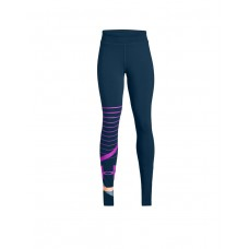 UNDER ARMOUR Finale Leggings Blue