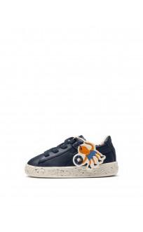 PUMA X Tc Basket Speckle Navy