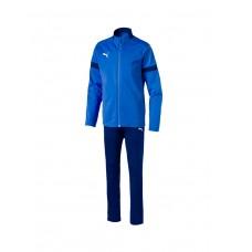 PUMA Football Play Tracksuit Blue