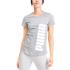 PUMA Rebel Tee Grey