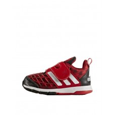 ADIDAS Marvel Spider Sneakers Red