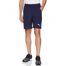 PUMA Woven Shorts Peacot