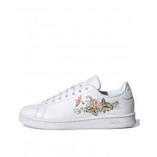ADIDAS Advantage Flower White