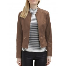 VERO MODA Casaco Jacket Brown