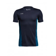 UNDER ARMOUR Challenger II Training Tee Navy