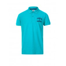 FRANKLIN AND MARSHALL Core Logo Polo Ocean Blue