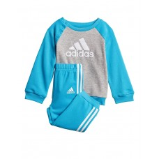 ADIDAS French Terry Jogger Set Blue