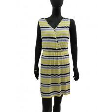 JANINA Summer Dress Yellow Small