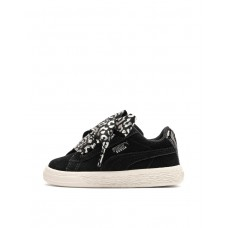 PUMA Suede Heart AthLuxe Ps Black