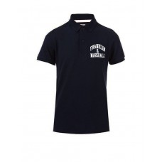FRANKLIN AND MARSHALL Core Logo Polo Black