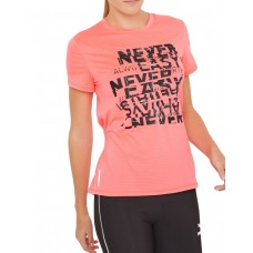 PUMA Be Bold Graphic Tee Pink