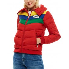 PEPE JEANS Vika Jacket Red