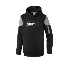 PUMA Nu-Tility Hoody Black