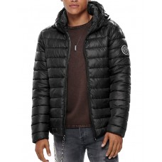 ONLY i SONS Steven Hooded Jacket Black