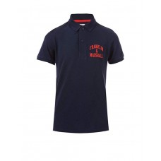 FRANKLIN AND MARSHALL Core Logo Polo Navy