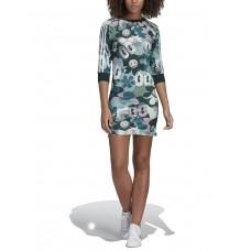 ADIDAS Flowers Dress Multicolour