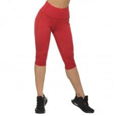 Дамски Клин EX FIT Sport Legging 3/4 Red