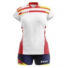 Дамски Волейболен Екип ZEUS Kit Itaca Donna 16060901