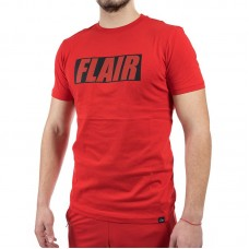 Мъжка Тениска FLAIR Big Logo T-Shirt SS20