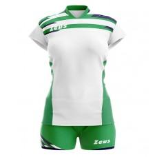 Дамски Волейболен Екип ZEUS Kit Itaca Donna 161101