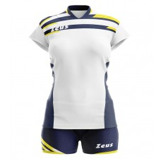 Дамски Волейболен Екип ZEUS Kit Itaca Donna 160109
