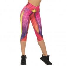 Дамски Клин EX FIT 3/4 Colorful Muscle