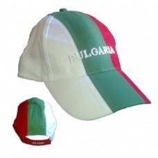 Шапка BULGARIA Core Baseball Hat