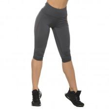 Дамски Клин EX FIT Sport Legging 3/4 Grey