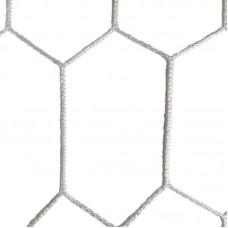 Мрежа За Футболна Врата ZEUS Reti Calcetto MT 3x2 m