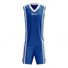 Детски Баскетболен Екип ZEUS Kit Bozo 0216