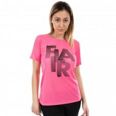 Дамска Тениска FLAIR Big Logo T-Shirt SS20