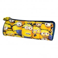 Несесер DESPICABLE ME Multi Face Barrel Pencil Case