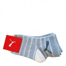 21f5093cdc9 Бебешки Чорапи PUMA Socks 2 Pack Powder Blue