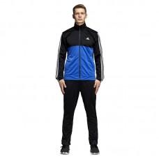 Мъжки Анцуг ADIDAS Back 2 Basics 3-Stripes Track Suit