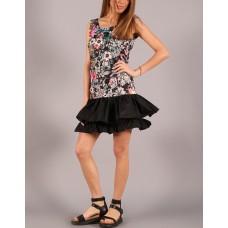 PAUSE Anastasia Dress Black