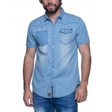 MZGZ Celin Shirt Light Blue