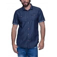 MZGZ Coster Shirt Dark Blue