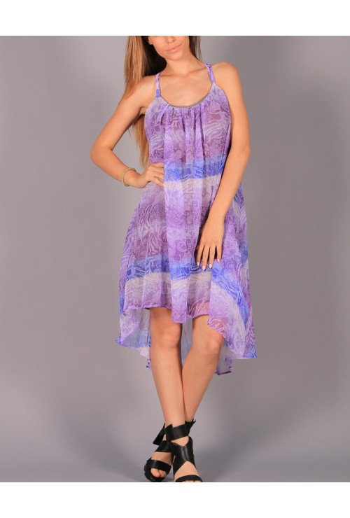 PAUSE Galena Dress Lila