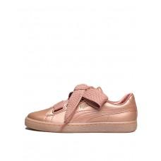PUMA Basket Heart Copper Sneakers